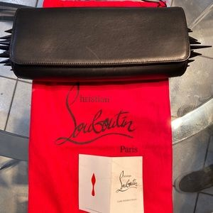 Christian Louboutin Marquise Clutch Bag